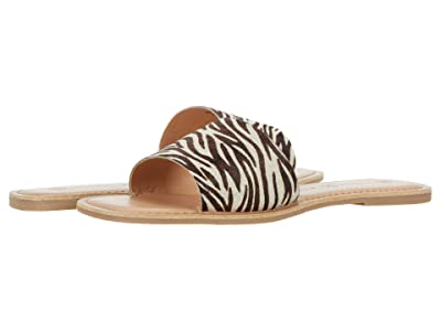 Chinese Laundry Regina (Cream/Black Pony Zebra) Women