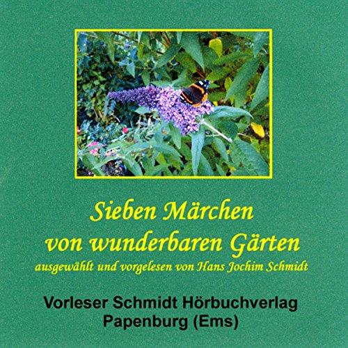 Sieben Märchen von wunderbaren Gärten Titelbild