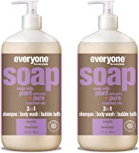 Everyone 3-in-1 Soap: Vanilla and Lavender, 32 Ounce, 2 Count