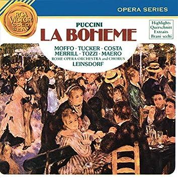 Puccini: La Boheme Highlights