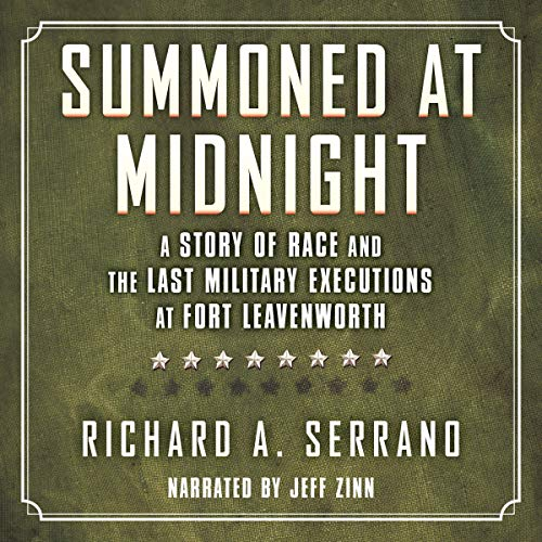 Summoned at Midnight audiobook cover art