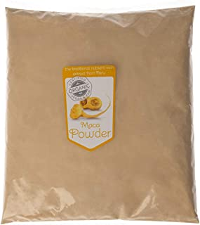 Maca peruana en polvo por Super Foodies (1 kg)
