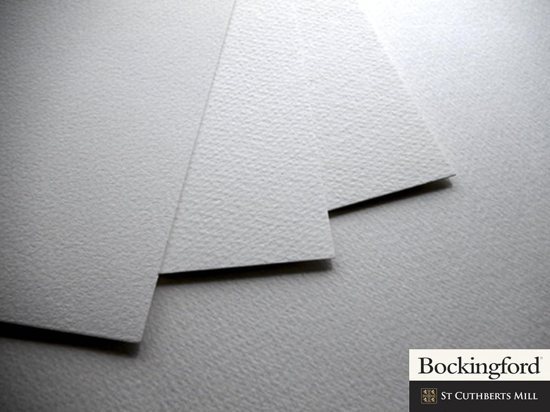25 sheet pack of 300gsm 1 4 4 4 Imperial Bockingford Watercolour Paper, NOT B0773MXL6H | Überlegene Qualität  548fc9