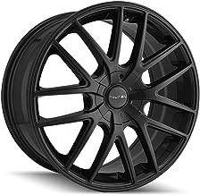 TOUREN TR60 (3260) FULL MATTE BLACK: 17x7.5 Wheel Size; 5-110/5-115 Lug Pattern, 72.62mm Bore, 42mm Offset.