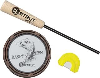 Hunters Specialties H.S. Strut Smokin' Gun Slate Pan Call