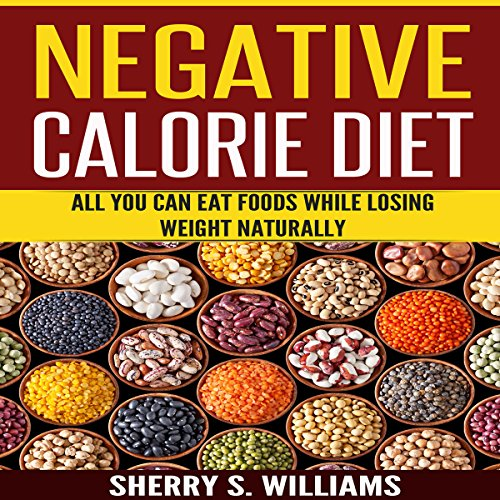 Negative Calorie Diet audiobook cover art