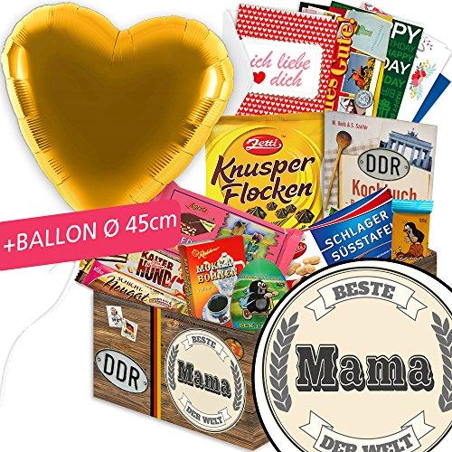 Für die beste Mama / Schokolade DDR / Frauentagsgeschenke