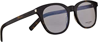 Saint Laurent SL289 Slim Eyeglasses 51-20-145 Havana w/Demo Clear Lens 005 SL 289