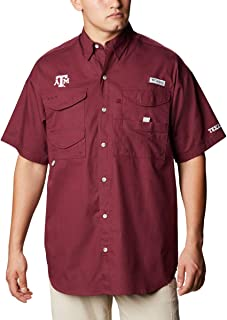 Navy WV XX-Large NCAA West Virginia Mountaineers Mens Tamiami Short Sleeve Shirt