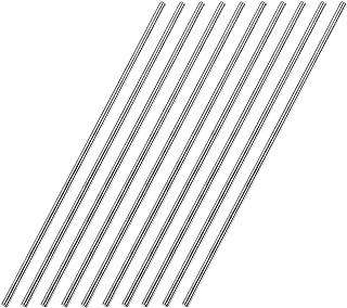 8pcs 316L Stainless Steel Rods Diameter 6mm Length 250mm//9.84