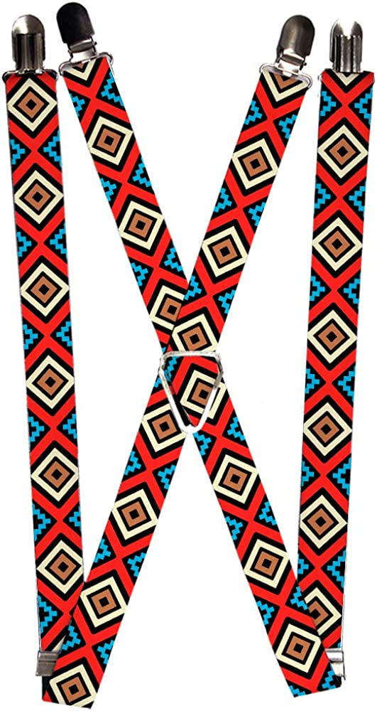 Buckle-Down Suspender - Tapestry