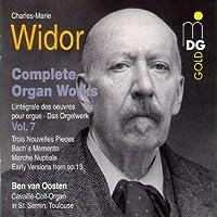 Complete Organ Works, Vol. 7 (1998-05-03)