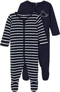 NAME IT Child Schlafanzug 2er-Pack Druckknopf