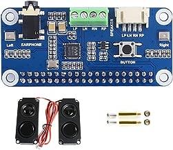 Waveshare WM8960 Hi-Fi Sound Card HAT Stereo CODEC Playing and Recording I2S Interface for Raspberry Pi Zero/Zero W/Zero WH/2B/3B/3B+