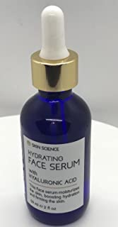 Skin Science - Hydrating Face Serum with Hyaluronic Acid