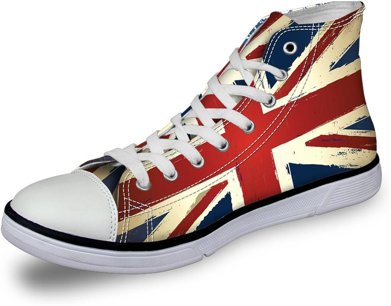 Frestree Lightweight Fashion Canvas Sneaker Running shoes