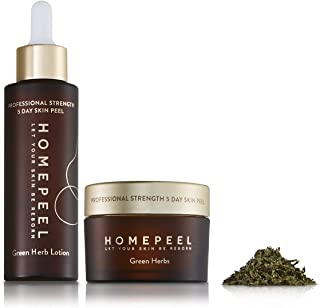 Best green herb skin peel Reviews