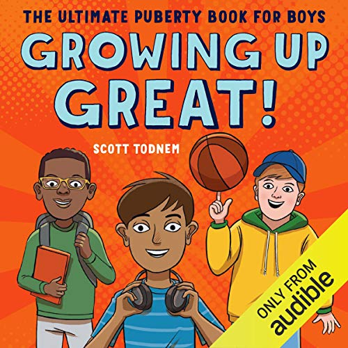 Growing Up Great! cover art