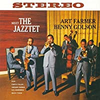 Meet the Jazztet by Art Farmer