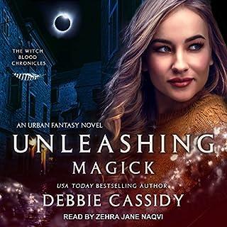 Unleashing Magick audiobook cover art