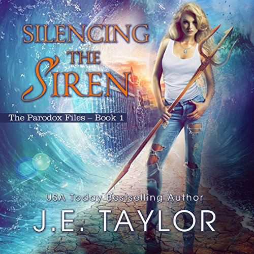 Silencing the Siren audiobook cover art