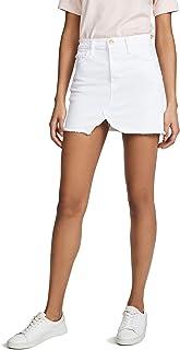 Women's Le Slit Front Miniskirt