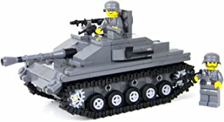 Battle Brick Deluxe German StuG Tank Custom Set