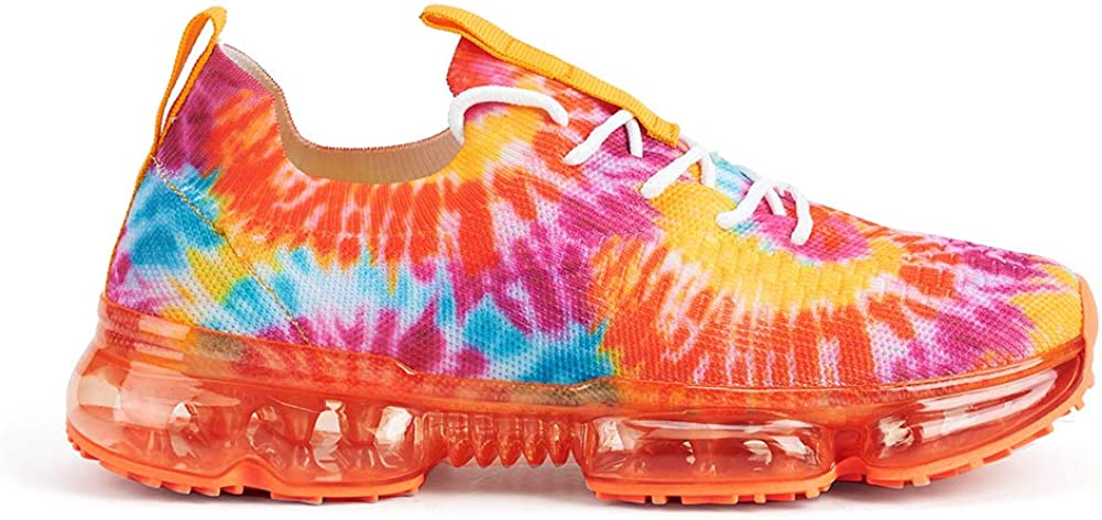 LUCKY-STEP Women Air Cushion Tennis - Lightweigh Sports Sale SALE% OFF Indianapolis Mall Sneakers