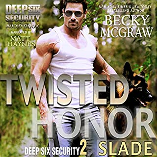 Twisted Honor cover art