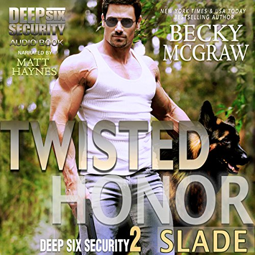 Twisted Honor audiobook cover art