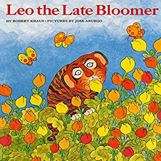 Leo the Late Bloomer audiobook cover art