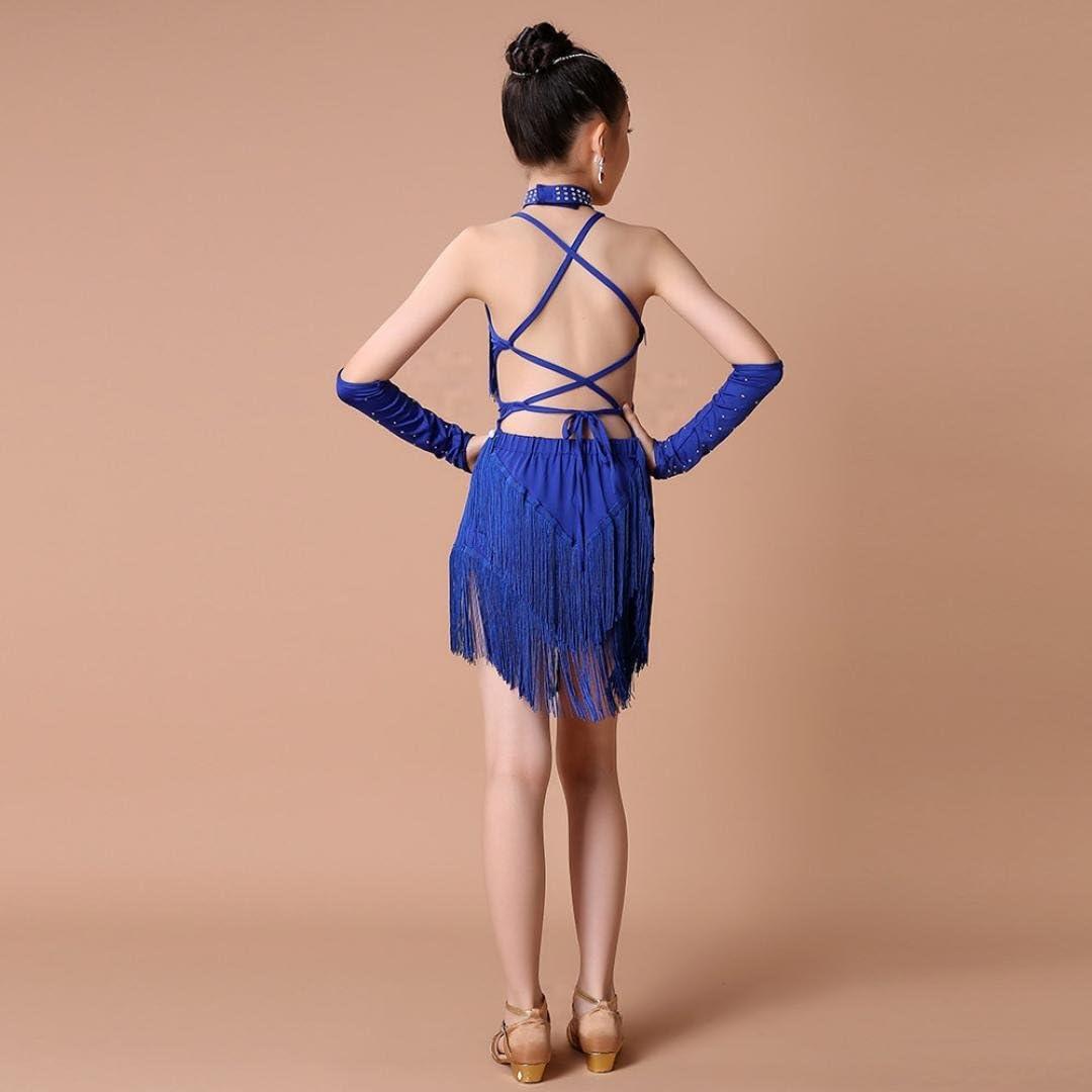 Robe de Filles /Ét/é Amlaiworld Enfants Filles Robe de Ballet Latine F/ête V/êtements de Danse Costumes de Danse de Salon pour 2-13Ans Fille