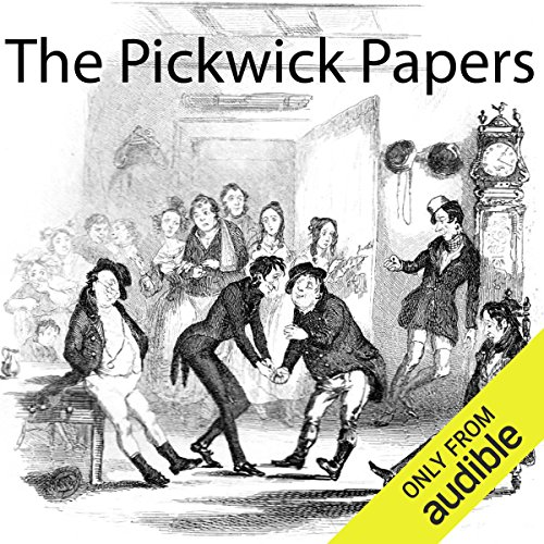 Couverture de The Pickwick Papers