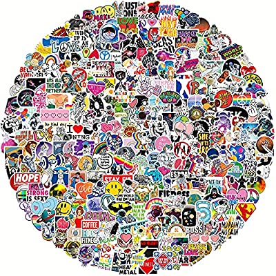 Amazon Promo Code for PCS Stickers Pack Cute Aesthetic Viny Waterproof Stickers 09102021122836