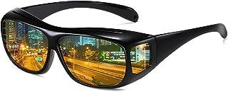 عینک دید در شب UV400 Night Vision Goggles Fit Over Prescription Glasses