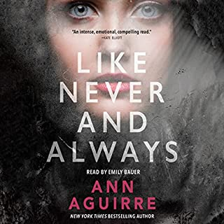 Like Never and Always audiobook cover art