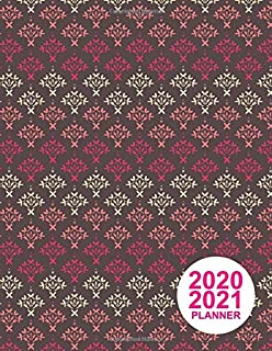 2020 2021 Planner: Nifty Daily, Weekly and Monthly Planner 2 Years | Agenda Schedule Organizer Logbook and Personal Journal Diary | 24 Months Calendar ... Appointment Book | Product Code BR 000019
