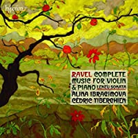 Ravel complete music for Violin & Piano: Lekeu Violin Sonata