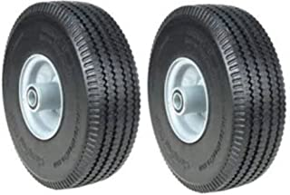 Set of Two (2) Wheel & Tire 10