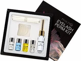 Pinkzio Eyelash Perm Kit Lash Lift Kit for Professional Use, Salon Lash Lift Eyelash Perming Kit. Lash Lift Start Kit, 1count