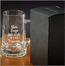 Amazon.es: jarras de cerveza personalizadas
