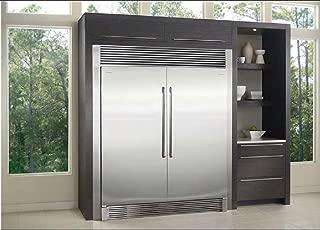 84 inch tall refrigerators