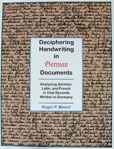 Deciphering Handwriting in German Documents: Analyzing German, Latin, and French in Historical Manuscripts