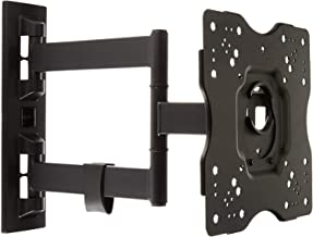 AmazonBasics Heavy-Duty, Full Motion Articulating TV Wall Mount for 22-inch to 55-inch..