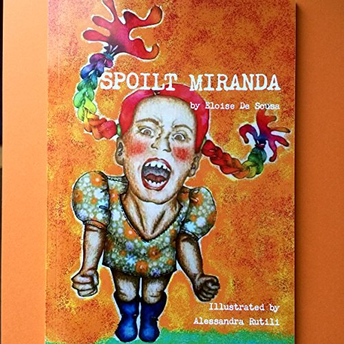 Spoilt Miranda audiobook cover art