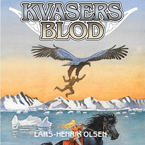 Kvasers blod audiobook cover art