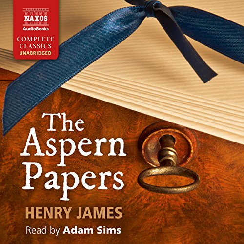 Couverture de The Aspern Papers