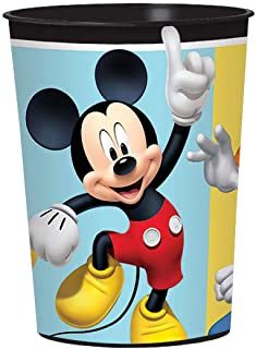 Mickey Mouse Clubhouse 16-Ounce Plastic Party Cup, Party Supplies