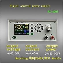 MeiZi WZ6008 CNC DC Verstelbare gestabiliseerde voeding Verstelbare automatische constante spanning stroom Digital Control...