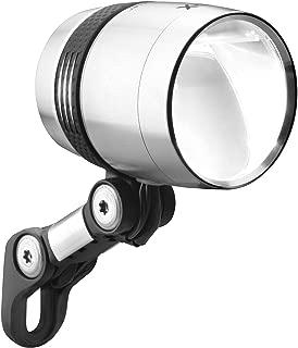 Busch + Müller IQ-X T Senso Plus LED Headlight silver